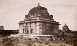 Mausoleum of Hoshung Shah Ghori at Mandu